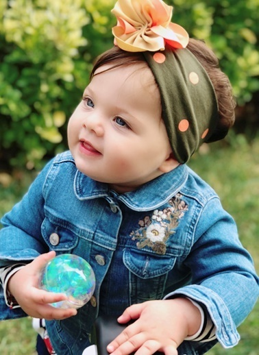 Baby Giz Bandana Haki